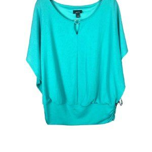 ALYX TOP BUTTERFLY SLEEVES BANDED HEM